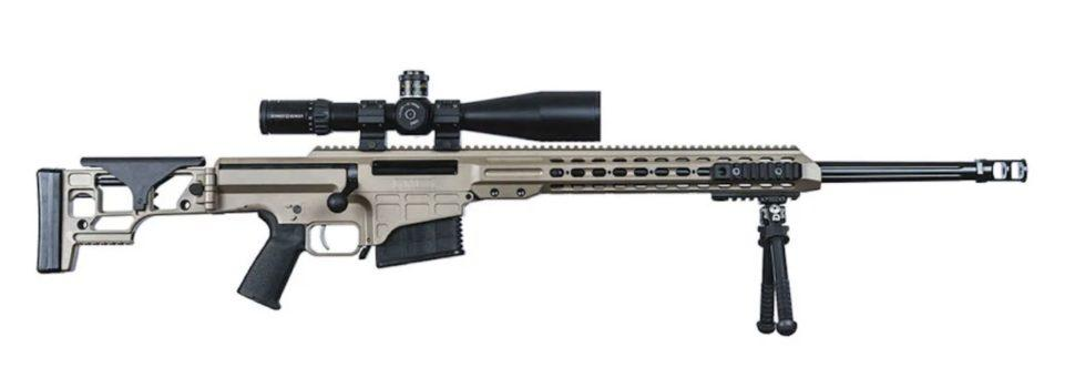 US Army Doubles Purchase Of New Sniper Rifle