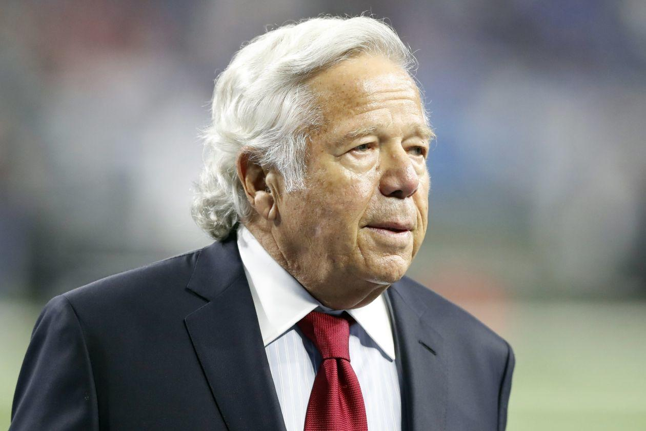 Prosecutors Offer To Drop Robert Kraft Prostitution Charges, But There's A Catch