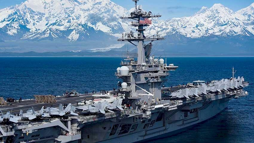 Navy Pushes Ahead With 500-Ship Plan To 'Counter China & Russia' In Wake Of Esper Firing