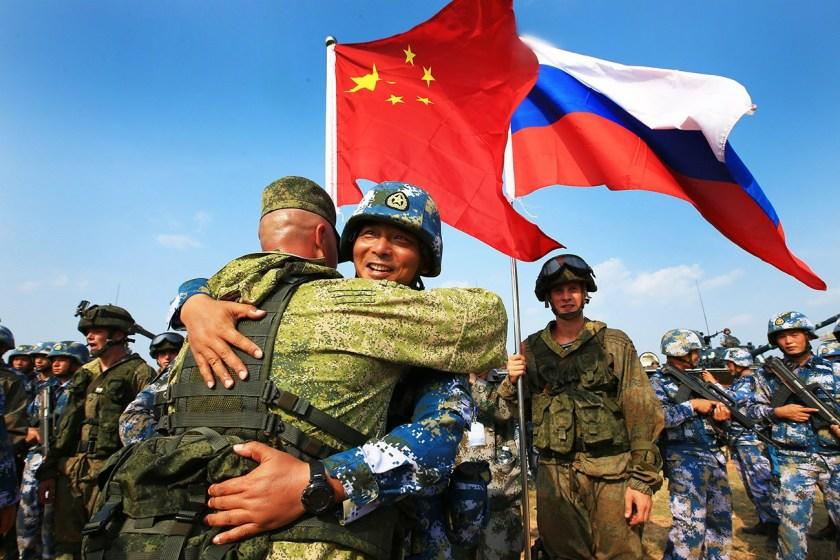 Can Russia And China Survive This Unharmonious World?