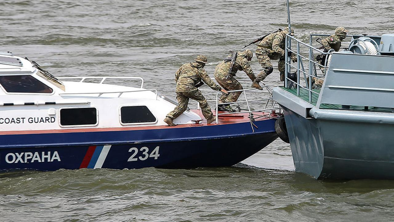 Russia Detains Over 160 N.Korean Sailors After Attack On Border Patrol Boat