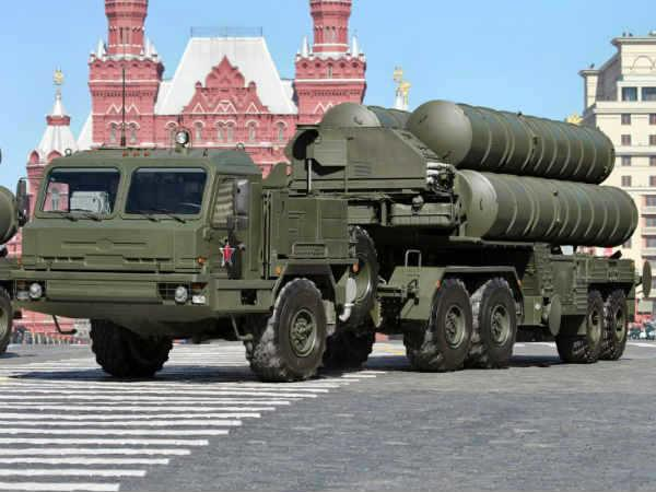 "Russia Says ""No Problem"" Delivering S-400 Missiles To Iran When UN Embargo Expires"