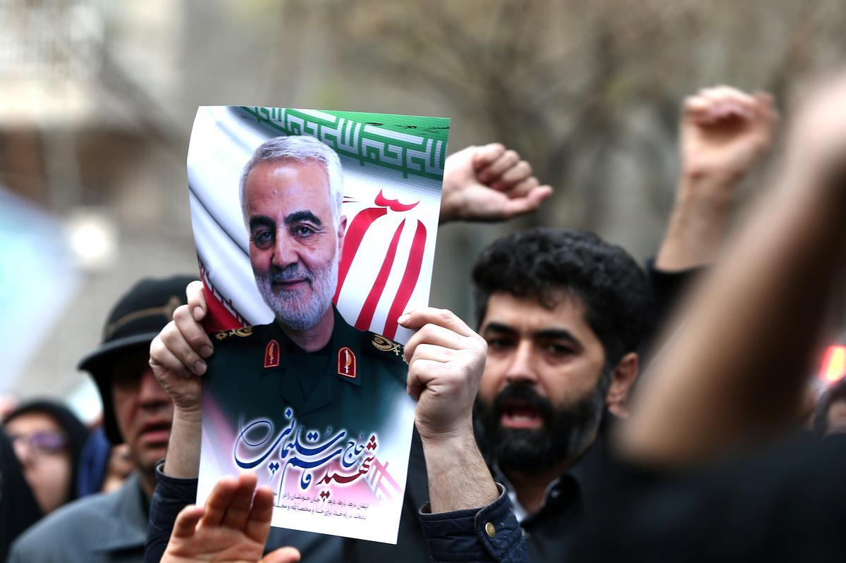 "UN Investigation Finds US Soleimani Killing ""Unlawful"" As There Was ""No Evidence"" Of Imminent Threat"