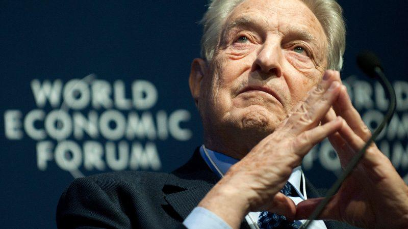 "EU Outrage After Hungarian Official's Op-Ed Calling George Soros The ""Liberal Hitler"""