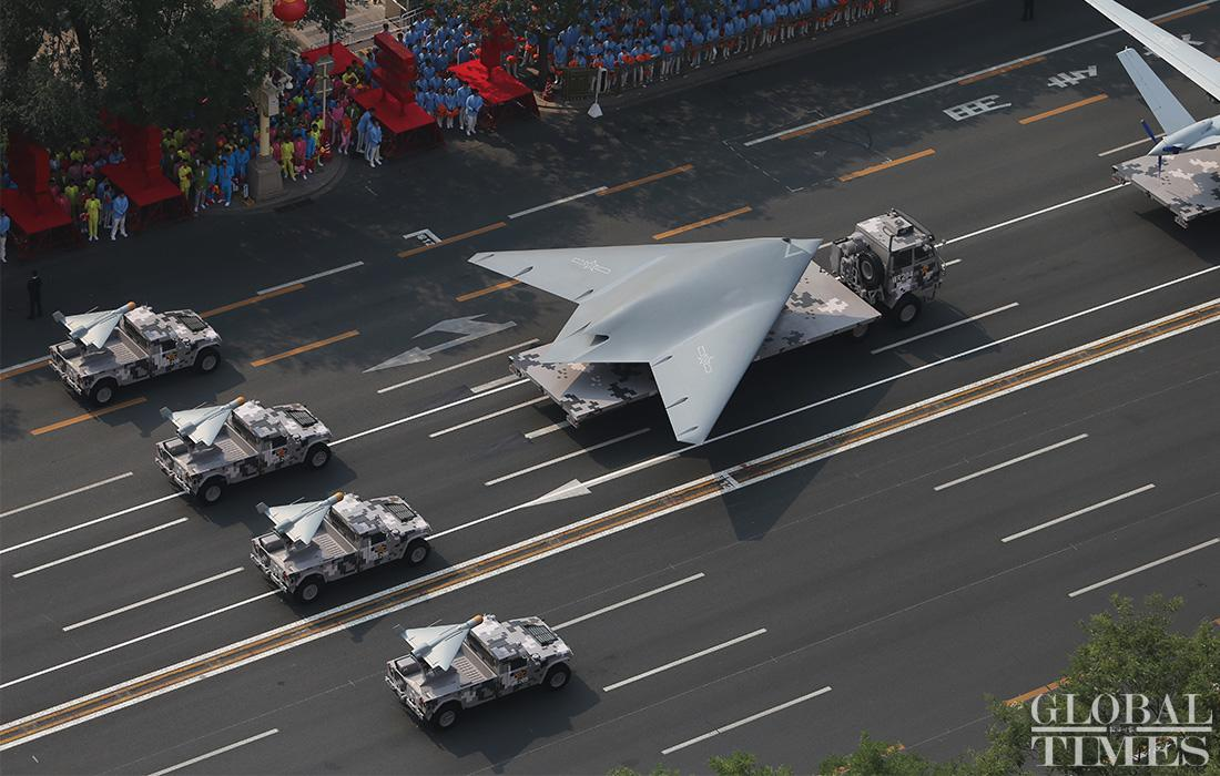 """No Force Can Shake Us"": Xi Says As Hypersonic Nuclear Missiles Unveiled At China's Largest Ever Military Parade"