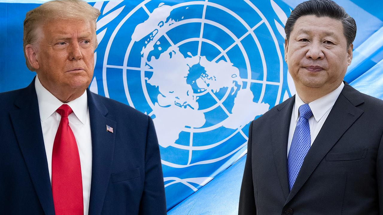 "Trump Denounces China's COVID-19 'Lies' In Fiery UN Address After Xi Swiped At US ""Bully Of The World"""