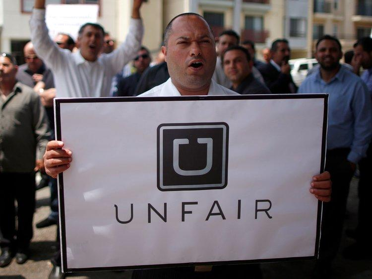 Uber Finds Legal Loophole To Ignore New California Ridesharing Law