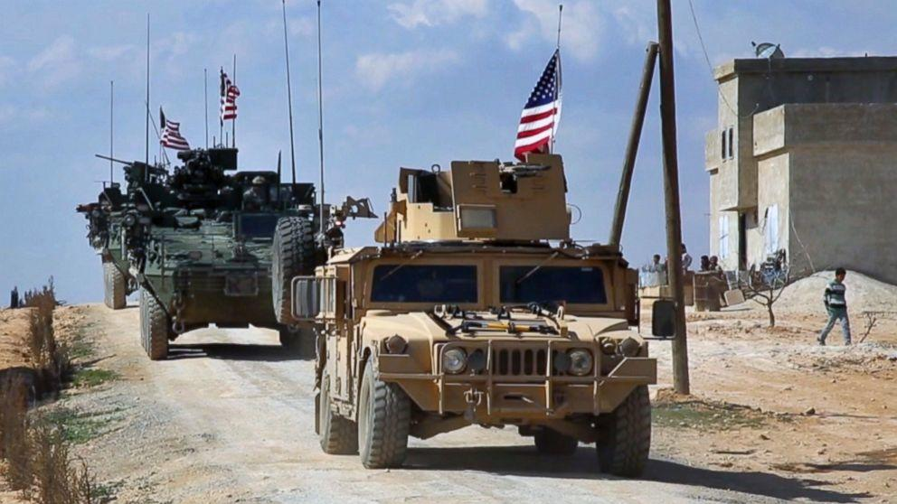 US Military Unlikely To Withdraw From Syria's Key Oil Fields: Report