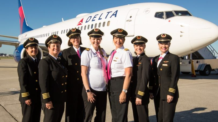Delta Air Lines To Activate 400 Pilots By Summer Amid Travel Rebound Expectation