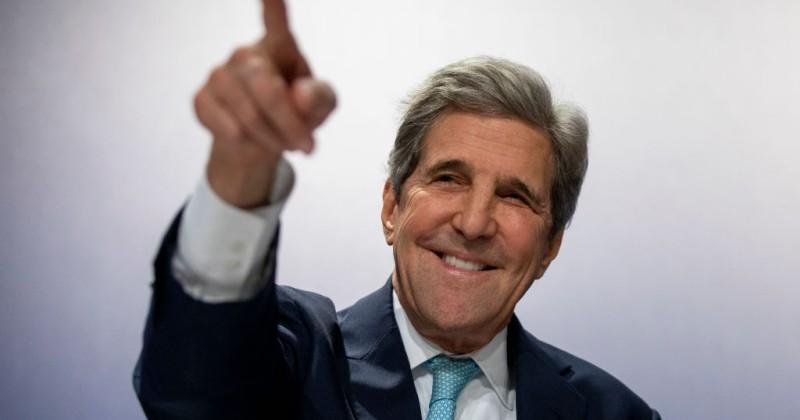 John Kerry Says 'Great Reset' Is Needed To Stop Rise Of Populism