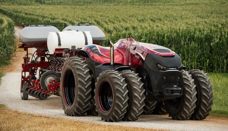 Will Robot Tractors Save America's Farming Industry After It Crashes?
