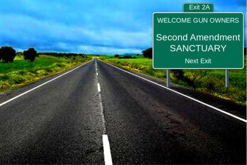 'Second Amendment Sanctuary' Cities, Counties, & States Spring Up Across The Country
