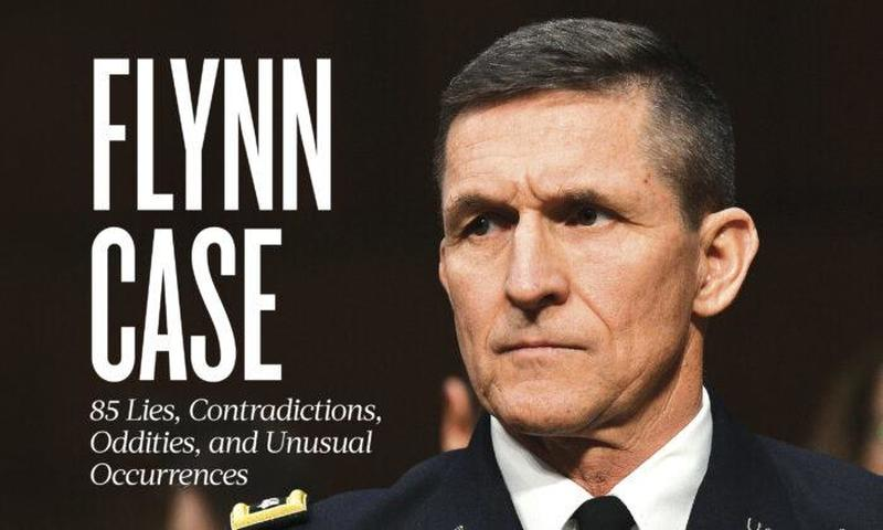 Zero Hedge - Flynn Case: 85 Lies, Contradictions, Oddities, & Unusual Occurrences