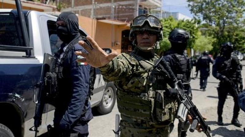 Crime-Ravaged Mexico City Deploys 140,000 National Guard Troops To Enforce Order