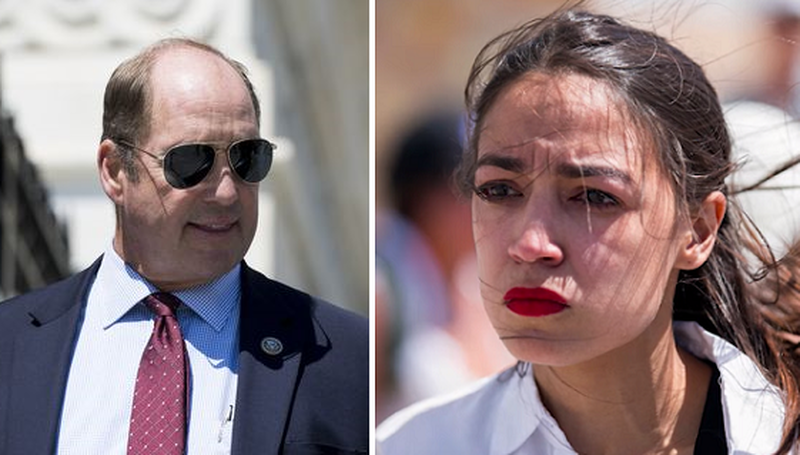 GOP Lawmaker Calls AOC 'Fu*king Disgusting B*tch' Who's 'Out Of Her Freaking Mind' Over BLM Looting Excuses