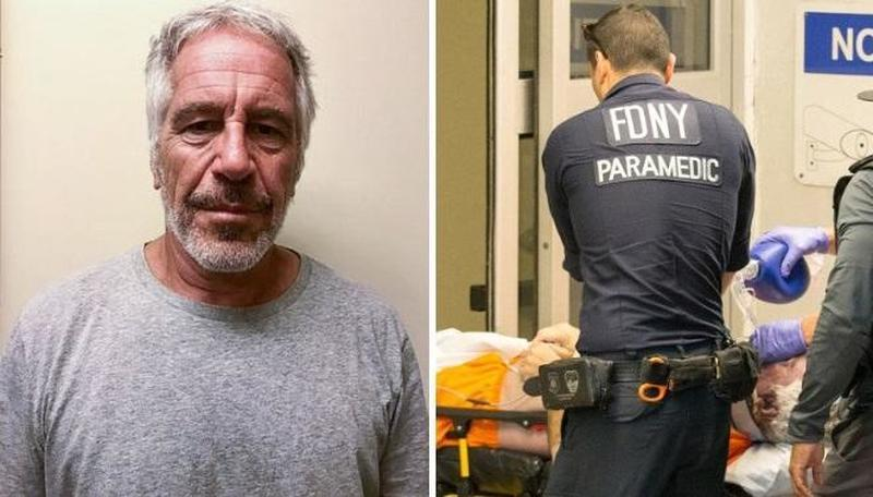 Epstein Guards Arrested For Failing To Check On Him