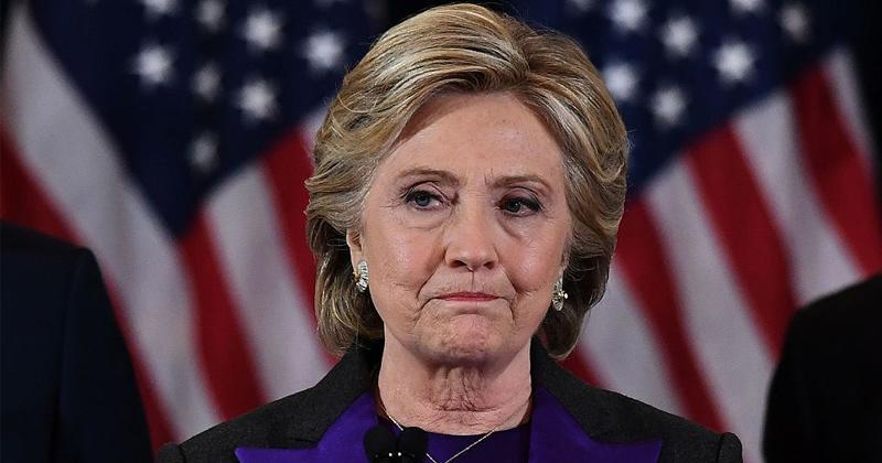 Tough times: Clinton Foundation Files $16.8 Million Loss