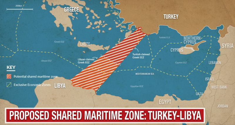 "Turkey Demands Greece ""Demilitarize"" 16 Aegean Islands Amid Gas Drilling Dispute"