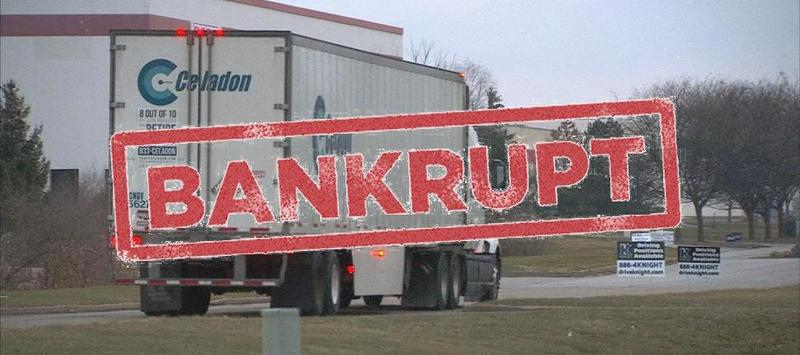 Major Freight Carrier Bankrupted, Leaving 3,000 Truckers Jobless, Many Stranded On Highways
