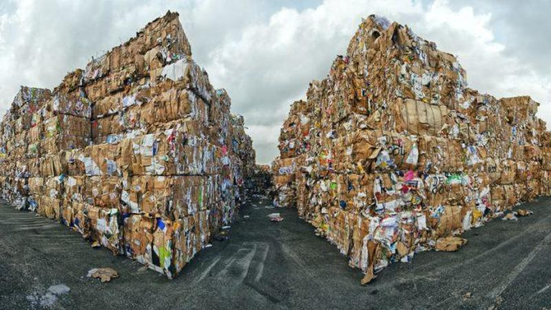 Recycle Crisis Sweeps Across America After China Halts Plastic Waste Imports