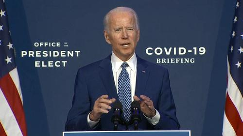 CDC Urges Biden To Drop Palantir's COVID Tracker