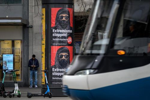 Swiss Voters Approve 'Burqa Ban'