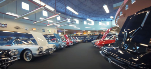 World's Largest Muscle Car Collector Set To Auction 200 Rare Vehicles At No Reserve