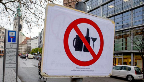 Bavaria-Wide Ban On Alcohol Consumption In Public Areas Overturned