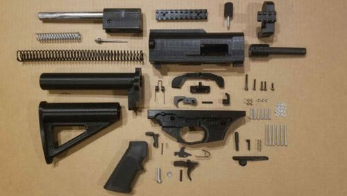 It Now Only Costs $350 To 3D-Print An Entire Gun (zerohedge.com)