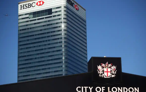 HSBC To Slash Office Space By 43% As COVID Ushers In Hybrid Work