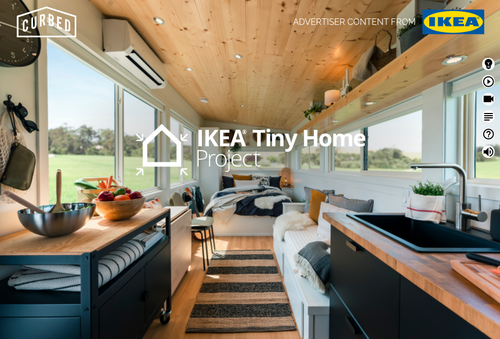 Ikea Is Now Selling Tiny Homes For Broke Millennials