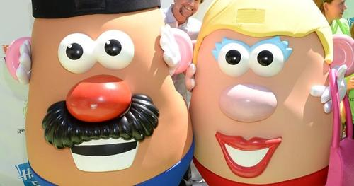 "Mr. Potato Head To Become ""Gender Neutral"" To Allow Kids To Create ""Same-Sex Families"""