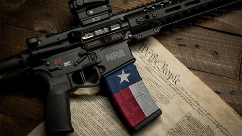"NRA Files For Bankruptcy, ""Dumps"" New York, Will Reincorporate In Texas"