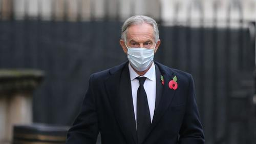 "Tony Blair: ""Inevitable"" Global Vaccine Passports Should Be Implemented Now"