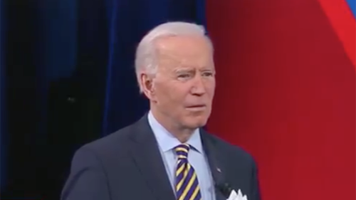 """Where The Hell Are We?"" - Biden's CNN Townhall Disaster Ignored By Mainstream Media"