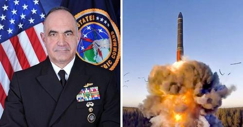 "Head Of Strategic Command Warns Nuclear War With Russia, China ""A Real Possibility"""