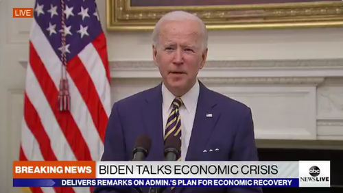 Promises Made, Promises Broken: Biden Now Says 'Nothing We Can Do' To Change Pandemic Trajectory