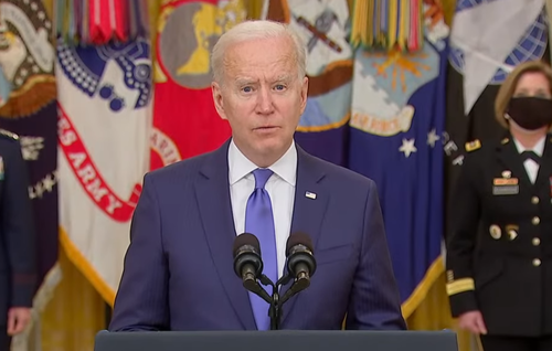 In Embarrassing Senior Moment, Biden Forgets What Pentagon's Called, Blanks On Secretary Of Defense Name