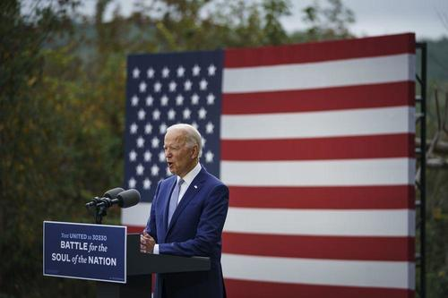 "Biden To Let Trump-Era Rule Severely Regulating China Tech ""Threats"" Take Effect"