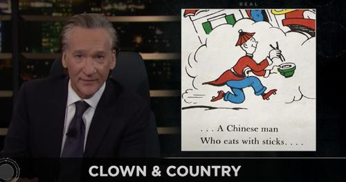 "Bill Maher Admits US Has Lost To China Because Of ""Wokeism"" & ""Culture Wars"""