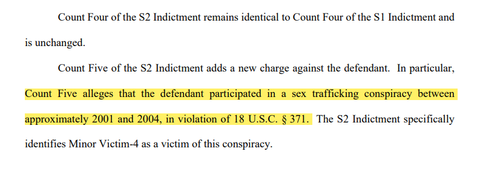 Ghislaine Maxwell Charged With Sex-Trafficking  Comp12