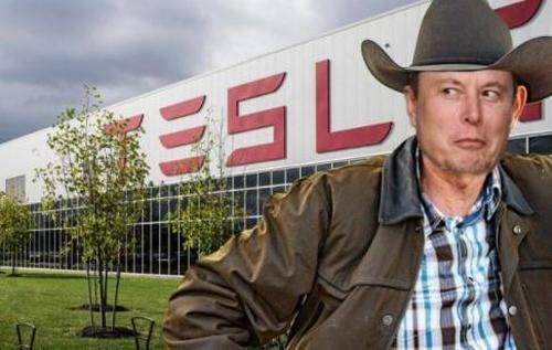 Elon Musk Now Wants To Drill For Natural Gas In Texas