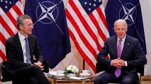 Biden's Post-Trump NATO-Reset Points To Fading US Global Power In Multipolar World