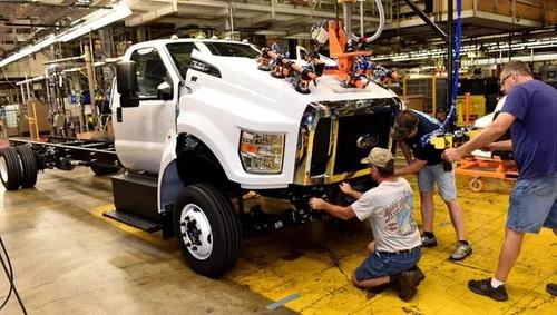 Ford To Move 0 Million Plant From Ohio To Mexico: Report