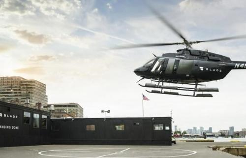There's Now A 12 Minute $175 Chopper Ride From Westchester Or Greenwich To Manhattan