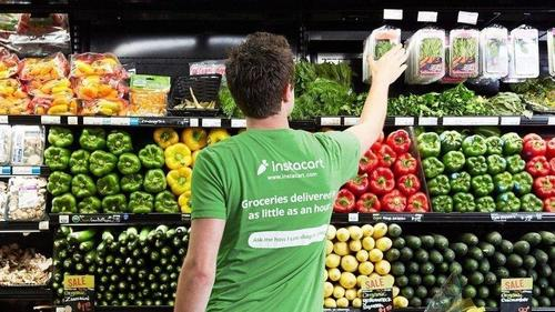 500,000 Jobs At Risk As Instacart Mulls Robot-Driven Warehouses