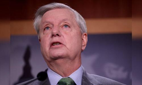 "Graham Urges Fauci To Assess If Biden Border Policies Are Creating COVID ""Super-Spreader"" Event"