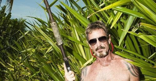 John McAfee Indicted Over Alleged Cryptocurrency Fraud