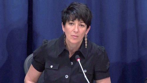 Ghislaine Maxwell Charged With Sex-Trafficking  Mxwl