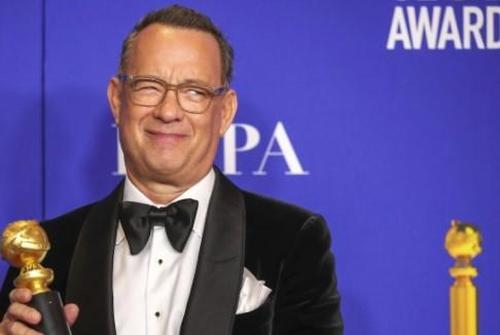 "Tom Hanks Set To Host Biden's ""Inauguration TV Special"" Next Week"